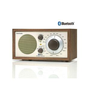 ModelOne(モデル・ワン)/ウォールナット×ベージュ/ラジオ/TivoliAudio(チボリ・オーディオ)