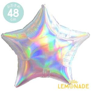 あす楽対応!【風船】【フィルム】アイブレックススター型15インチメタリックライトブルー【バースデイパーティーデコレーション】【ヘリウムで30日浮く風船】【ネコポス可】【ばら売り】