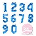 数字バルーン