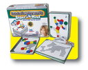 ボーネルンド多くの幼児教室で使われている人気者マグネティックスーパーマインド知育玩具値下...