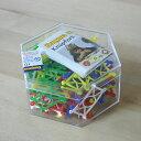 【知育玩具】造形おもちゃ【デュシマスナップ】100ピースセット