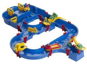 [ BorneLund:ボーネルンド ]人気NO1の水遊び♪アクアプレイ530・外遊び・砂遊び・ボート・船...