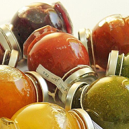 【手作りジャム】季節のジャム5個セット♪癒される優しい甘さ・無農薬減農薬で安心♪【】【_のし】スーパーSALE!最大10倍ポイントアップ★