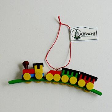 【クリスマス用品 】ULBRICHT:ウルブリヒト・3両列車[ Christmas:クリスマスオーナメント ]