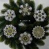 [Christmas:クリスマス]ラウンドリース・木