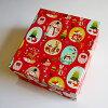【クリスマス収納用品】★りとるまみいオリジナル★クリスマスの宝箱:小さなクリスマス柄