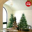 【クリスマス用品】NEWクリスマスツリー120cm【RS GLOBAL TRADEグローバルトレード:正規輸入品】もれなく丈夫な収納袋プレゼント!送料無料!※沖縄北海道他除く