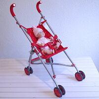 【ボーネルンド】お世話人形ベビー・ステラステラとおでかけセット