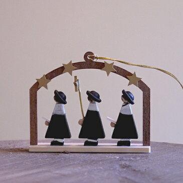 【クリスマス用品・入荷しました!】リヒャルト・グレーザー・聖歌隊の星窓