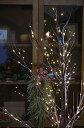 【クリスマス用品】ブランチツインクルライトツリー180cm/144球[ Christmas:クリスマ ...