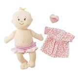 【ぬいぐるみ&人形】【ボーネルンド新商品】お世話人形 リトル・ベビーステラ29cm