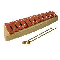 おもちゃでなく、小さな楽器。メタルフォンNG10【お誕生日・ご出産祝】人気商品