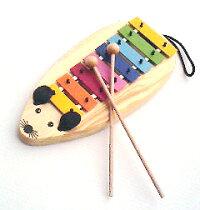 ネズミの鉄琴