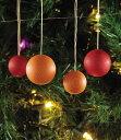 [ Christmas:クリスマス ] ベックの木の玉カラーL【楽ギフ_包装】【楽ギフ_のし】10P01Sep13