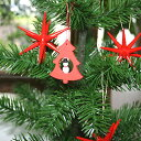 【クリスマス用品】オーナメント・ツリーと雪だるま[ Chri...