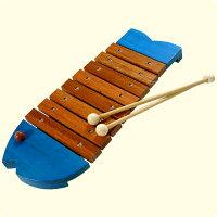お子様の初めての楽器♪ボーネルンドお魚シロフォン【お誕生日・ご出産祝】人気商品