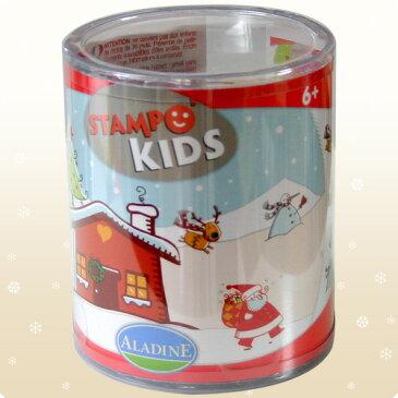 【クリスマス用品】クリスマスフレンチスタンプ15個入りセット[ Christmas:クリスマス ]