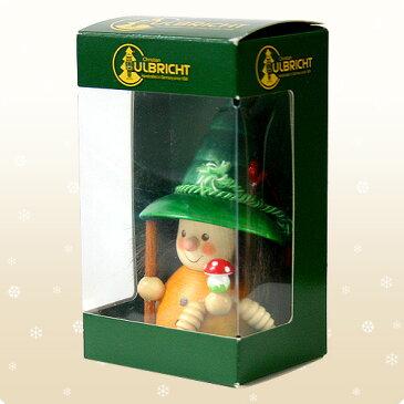 【クリスマス用品】 ULBRICHT:ウルブリヒト・オーナメント・ゆらゆらキノコ狩り