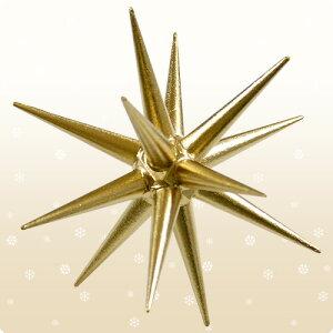 【ベツレヘムの星★販売累計1万個突破!】[ Christmas:クリスマス ]オーナメント・ベツレヘムの金の星大