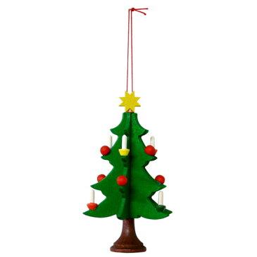 【クリスマス用品】 ULBRICHT:ウルブリヒト・立体ツリー[ Christmas:クリスマスオーナメント ]