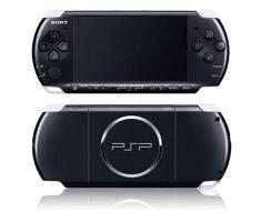 【新品未開封】【国内正規品】PSPピアノ・ブラックPSP-3000PBプレイステーションポータブルゲーム機