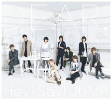 【入荷済み】DEAR.(初回限定盤1/CD+DVD)Hey!Say!JUMP/ヘイセイジャンプ