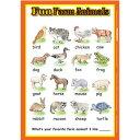 【幼児・小学生・中学生にオススメ 英語教材】ファン・ファーム・アニマルズ Fun Farm Animalsの商品画像