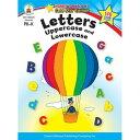 【幼児・小学生にオススメ 英語教材】レタ−ズ・アッパ−ケ−ス&ロ−ワ−ケ−ス Letters Uppercase & Lowercaseの商品画像