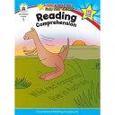 【小学生・中学生にオススメ 英語教材】リ−ディング・コンプリヘンション・グレ−ド1 Reading Comprehension, Grade 1の商品画像