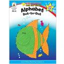 【幼児にオススメ 英語教材】アルファベット・ドット・ツー・ドット Alphabet Dot-to-Dot, PK-Kの商品画像