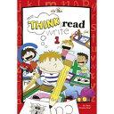 【幼児・小学生にオススメ 英語教材】シンク・リード・ライト (CD付き) Think Read Write, Student Book 1 (with CD)の商品画像