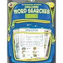 【小学生・中学生にオススメ 英語教材】ワード・サーチズ(K-1 Word Searches (K-1)の商品画像