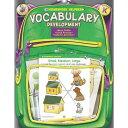 【小学生・中学生にオススメ 英語教材】ヴォキャブラリ-・ディベロップメント (K)Vocabulary Development (K)の商品画像