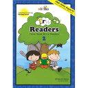 【幼児・小学生にオススメ 英語教材】シンク・リード・ライト 2 (読解編)Think Read Write 2, Readersの商品画像