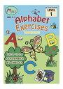 【幼児・小学生にオススメ 英語教材】アルファベット・エクササイズ・アッパーケース (Level1) Alphabet Exercises Uppercase (Level1)の商品画像