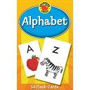 【小学生・中学生にオススメ 英語教材】アルファべット・フラッシュカード Alphabet Flash Cardsの商品画像