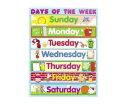 【幼児・小学生・中学生にオススメ 英語教材】デイズ・オブ・ザ・ウィーク Days of the Weekの商品画像