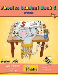 JollyPhonicsStudentBook1(inprintletters)