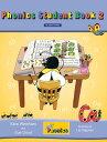 【幼児・小学生にオススメ 英語教材】ジョリー・フォニックス・ステューデント・ブック 2 Jolly Phonics Student Book 2 (in print letters)の商品画像