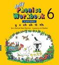 ジョリー フォニックス ワークブック 6 Jolly Phonics Workbook 6(in print letters)【幼児・小学生にオススメ 英語教材】の商品画像