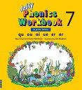 ジョリー フォニックス ワークブック 7 Jolly Phonics Workbook 7(in print letters)【幼児・小学生にオススメ 英語教材】の商品画像