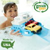 丈夫でプールやお風呂などの水遊びにおすすめの船のおもちゃ/GreenToysグリーントイズフェリーボート