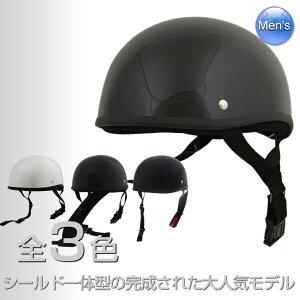 ヘルメット カワムラ ダックテールヘルメット フェイス ジェットヘルメット・スモールジェット・バイク