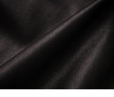 Paris Collection Brand 本革 レザー トレンチコート 通勤コート メンズ パリコレクションブランド 6725 レザーコート レザージャケット 本革コート 革ジャン 本革ジャケット 本皮ジャンパー ブルゾン トレンチコート チェスターコート ロングコート ハーフコート ブルゾン