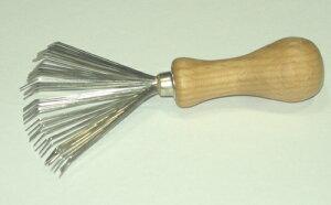 ドイツ製ヘアブラシクリーナー掃除用【毛取り】(ヘアーブラシ用)02P13Dec13_m