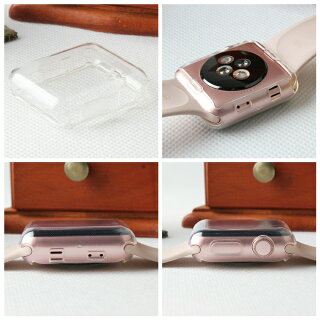 AppleWatchSeries4全面液晶保護カバー