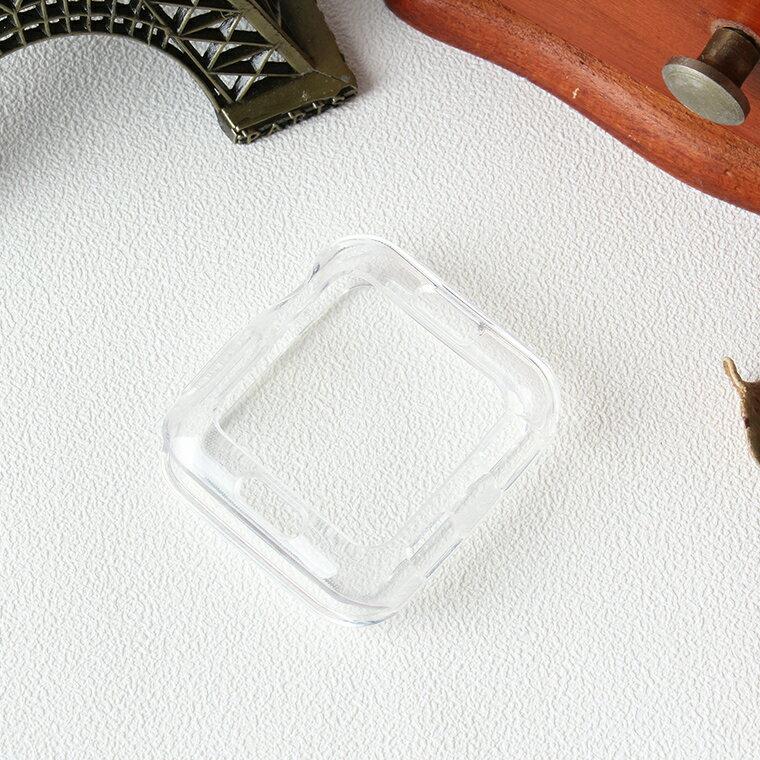 【楽天ランキング1位獲得】Apple Watch 4 クリアケース 44mm 40mm Apple Watch Series 4 カバー アップルウォッチ 3 透明ケース 38mm 42mm 柔らかい 衝撃吸収 Apple Watch Series 4/3/2/1 対応 TPU製