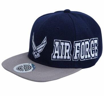 ミリタリーキャップ 米空軍 AIR FORCE USAF サバゲー キャップ