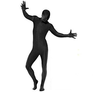 【 送料無料 !】 全身タイツ 黒 男性 女性 ハロウィン 衣装 宴会 用 グッズ コスプレ 余興 クリスマス 忘年会 新年会