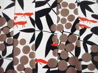 【送料無料】アルメダールAlmedahlsSurtsaravenスールト・サ・ルーヴァン84777キツネとぶどうオーダーカーテン